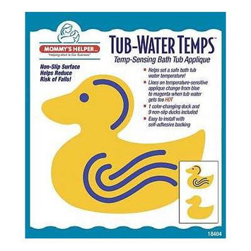 Tub-Water Temps