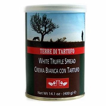 White Truffle Spread 14.1 Ounce (Crema Bianca con Tartufo)