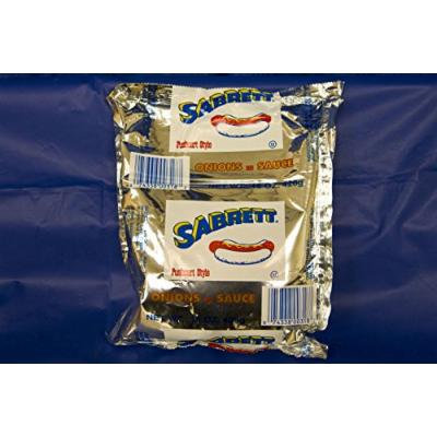 Sabrett Onions in Sauce 15 Oz. (8 Pack)