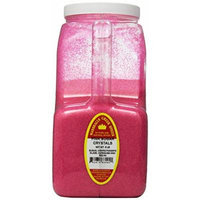 Marshalls Creek Spices Sugar Crystals, Pink, XX-Large, 8 Pound