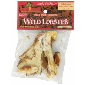 Melissa's Dried Wild Lobster Mushrooms, 0.5-Ounce Bags (Pack of 12)