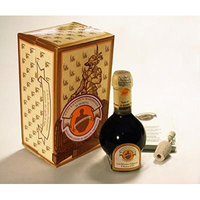 Balsamic Vinegar Of Modena Affinato Beige Seal - Over 50 Years Old - 3 x 3.5 fl oz