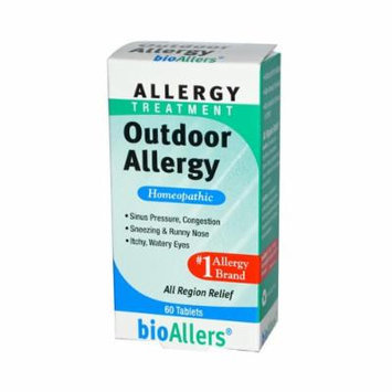 New - Bio-Allers Outdoor Allergy Treatment - 60 Tablets