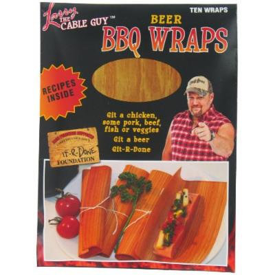 Larry The Cable Guy LTCGBEER Beer Flavored BBQ Wrap