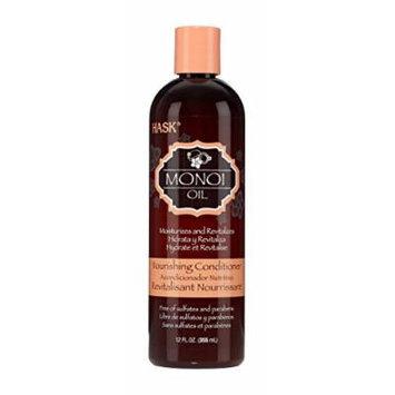 Hask Monoi Oil Nourishing Conditioner - 12 oz