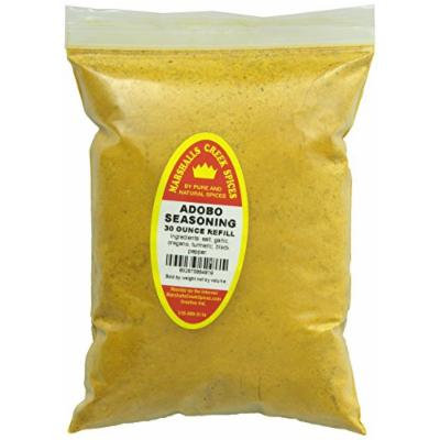 Marshalls Creek Spices Refill Pouch Adobo Seasoning, XL, 30 Ounce