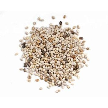 Organic White Chia Seed, 10 Lb Box