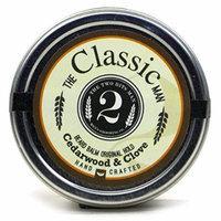 The 2Bits Man Classic Beard Balm Cedarwood and Clove