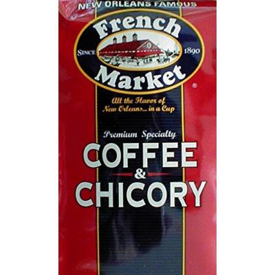 French Market Coffee & Chicory (4 Bag Pack)