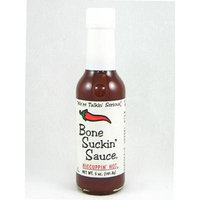 Bone Suckin' Hiccuppin' Hot Sauce (Pack of 6)