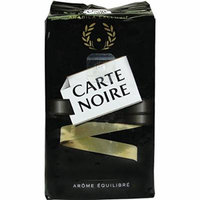 Coffee Carte Noire Authentic Imported French Gourmet Coffee 250 g (8.8 oz), Three