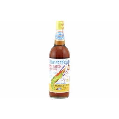 Fish Sauce (Shrimp Brand) - 24fl Oz (Pack of 1)