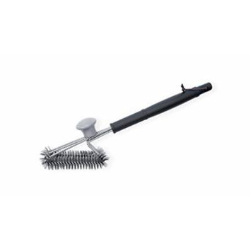 Grill Daddy BBQ Grill Brush Triton Deep Cleaning With A Triple Head for Better Cleaning