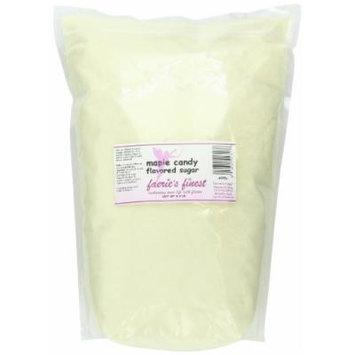 Faeries Finest Sugar, Maple Candy, 5.0 Pound