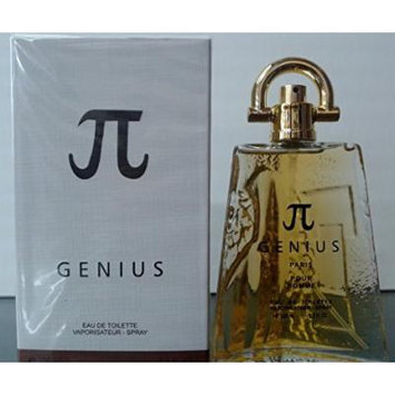 Genius By: Genius 3.3 oz EDT, Men's ~Free Gift With Order~