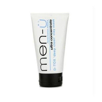 Men-U - D-TOX Deep Clean Clay Mask - 100ml/3.3oz