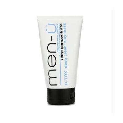 Men-U - D-TOX Deep Clean Clay Mask - 100ml/3.3oz