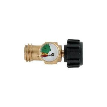 Propane Level Gauge with Built-in Leak Detector