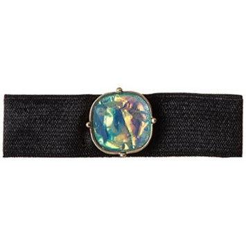 Emi Jay Gem Hair Tie, Aqua Opal