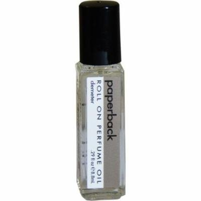 Demeter Roll On Perfume Oil, Paperback, 0.29 Ounce