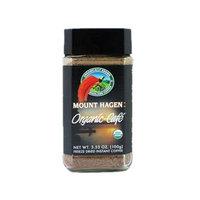 Mount Hagen: Organic Café Freeze Dried Instant Coffee (4 X 3.53 Oz)
