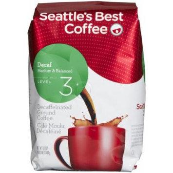 Seattle's Best Ground, Decaf-12 oz