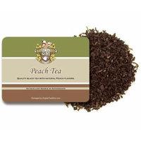 Peach Flavored Black Tea - 16oz