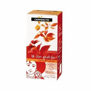 Spanish Saffron Tea 25 teabags Product of Spain