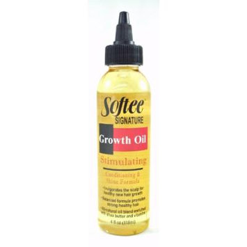 Softee Stimulating Growth Oil 4 Oz