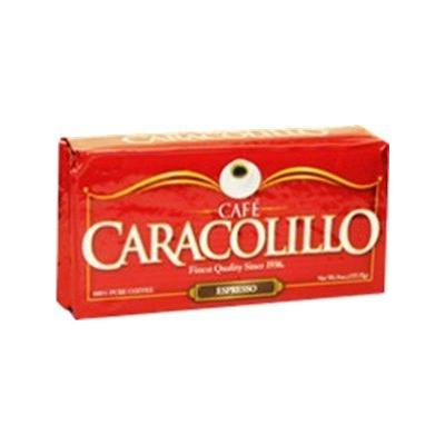 Cafe Caracolillo Cuban Espresso Ground Coffee 250 g