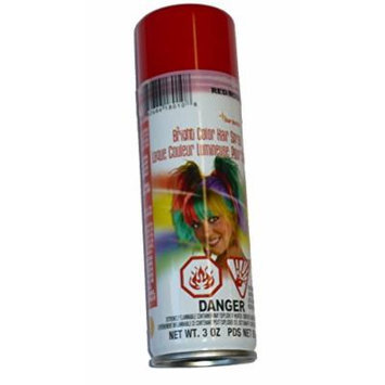 R18010 (Red) Temporary Hairspray