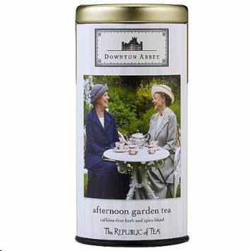 The Republic of Tea Downton Abbey Afternoon Garden Tea, 36 bags