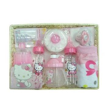Hello Kitty Baby Bottle Gift Set