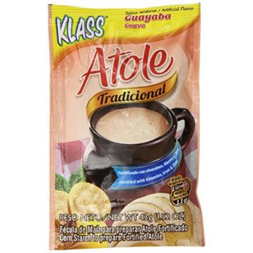 Klass Guava Atole, 1.58 Ounce (Pack of 72)