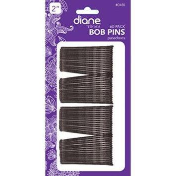 Diane Bobby Pins, Black, 60 Units/Card