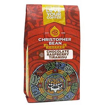 Chocolate Raspberry Tiramisu, Decaffeinated Whole Bean Flavored Coffee, 12-ounce Bag