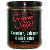 Gringo Jack's Cucumber, Jalapedo, & Mint Salsa