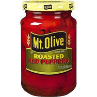 Mt. Olive Roasted Red Peppers - 12 ounce (Pack of 3)