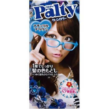 Palty Turn Hair Color Natural Brown