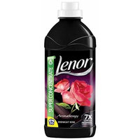 Lenor Aromatherapy Midnight Rose, Super Concentrated Fabric Softener 36 Wash Loads, 900ml - 4 COUNT (4 x 36 Wash Loads)
