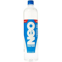 Neo Super Water - Alkaline, Electrolytes, Antioxidants, 33.8 Ounce (Pack of 12) (Packaging May Vary)