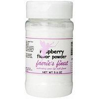Faeries Finest Flavor Powder, Raspberry, 5.60 Ounce