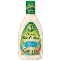 Wish-Bone Salad Dressing, Fat Free Chunky Blue Cheese, 16 Ounce (Pack of 6)