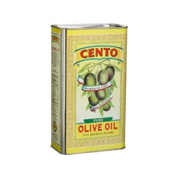 Cento Imported Olive Oil, 101-Ounce Can