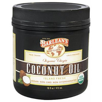 Barlean's - Extra Virgin Coconut Oil - 16 oz.