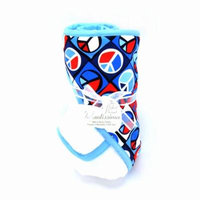 Infantissima Hooded Towel, Flower Child