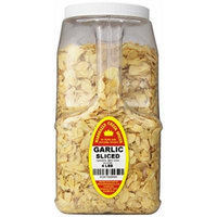 Marshalls Creek Spices Sliced Garlic, XX-Large, 4 Pound