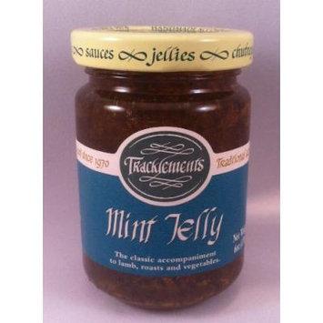 Tracklements Mint Jelly GLUTEN FREE (6oz Single Bottle)