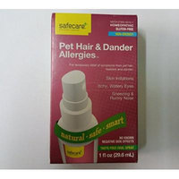 Safecare Pet Hair & Dander Allergies Oral Spray, 1 Fl Oz.