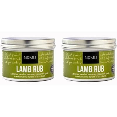 NoMU Lamb Rub 2 Pack